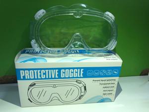 في المخزن! حماية السلامة نظارات واقية للدراجات نظارات الرؤية على نطاق واسع لمكافحة الضباب SplashWindproof ركوب الخيل واقية نظارات العمل نظارات عدسة الكمبيوتر