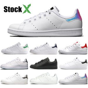 2020 Mode Hommes Femmes casual Chaussures stan smith triple Blanc Zèbre noir rose superstar Université rouge fondation mens designer sneakers
