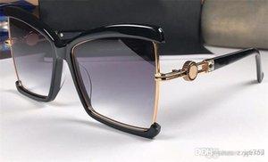The latest selling popular fashion designer sunglasses cat eye frame top quality 4281 anti-UV400 lens with original box