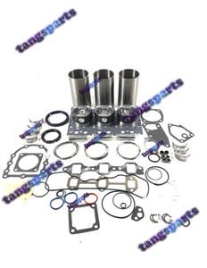 3TNC80 Engine Rebuild kit For YANMAR Engine Parts Dozer Forklift Excavator Loaders etc engine parts kit