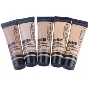 face concealer MISS ROSE Liquid Foundation highlighter makeup Fair Light contour Concealer Base Makeup DHL free