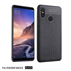 En gros Antichoc Silicone Case pour Xiaomi Mi Mix 3 Couverture souple MiMax 3 Couverture de protection complète Mi max3 Mobile Phone Shell