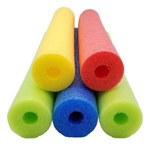 Piscine Jouets d'été Pool Party coloré en mousse de bain Noodle 5 Pack Multicolors bâton en mousse Toy Accessoires d1