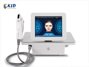 2019 POP Portable HIFU Wrinkle Removal Face lifting skin care machine  skin tighteing hifu machines with 3 and 5 cartridges for salon use
