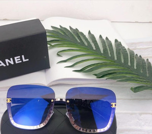 2020 new fashion Goddess casual glasses sunglasses hd lenses with a full set of boxes