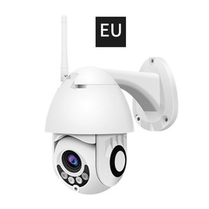 1080P H.265 Speed Dome Outdoor WiFi Wireless Pan Tilt IP Camera 2 Way Audio SD Card IRVision IP ONVIF Video Surveillance