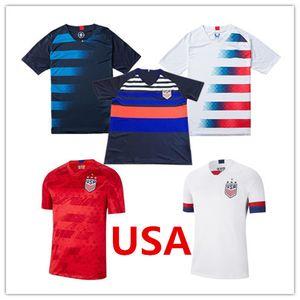 4 stelle 2020 World cup maglia da calcio Lavelle Landon Donovan USA donna uomo LLOYD Rapinoe KRIEGER football camicia di football americano femminile