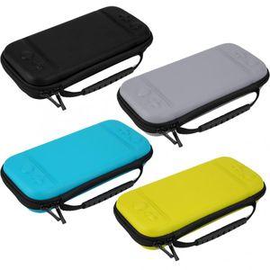 Портативный жесткий Водно-устойчивай EVA сумка для хранения сумка Shell чехол для Nintend переключателя Lite игровых аксессуаров