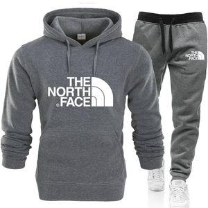 NF Модельеры Tracksuit Северной осень вскользь Unisex Brand Спортивного мужские Тренировочные костюмы высокое качество Толстовка Мужская одежда