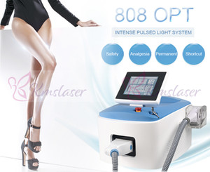 CE approved factory price professional Painless fast permanent SPA Salon ICE diode laser IPL OPT hair removal machine