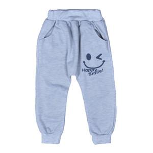 Детские хлопчатобумажные штаны Boys Girls Casual Pants 2 Colours Детские спортивные штаны Шаровары