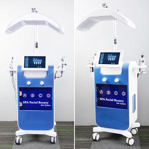 9 en 1 Hydro visage microdermabrasion diamant dermabrasion Skin Rejuvenation machine HydraFacial machine dermabrasion eau anti vieillissement
