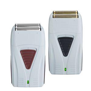 AL-Portable-Schwarz Friseur-Salon Haar Bart Beruf Rasierer Haarschneider Electric Hair Shaver