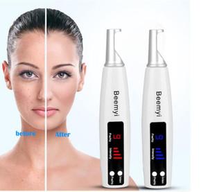 Laser portatile Picosecond Pen Red Blue Light Tattoo rimozione Acne Cicatrice Mole Lentiggine Macchia scura Pigmento nero Spot Nevus Rimozione dispositivo di bellezza