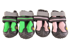 1PCS Pet Breathable Hiking Shoes Hot & Sharp Anti-Skid Dog Boots Durable Pet Dog Shoes 8 Sizes