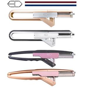 PRO 6D EXTENSION DE CHEVEUX 2018 HAUTE END 6D Connecteur Connecteur Perruque / Virgin Coiffure Connecteur de coiffure pour Salon SH190727
