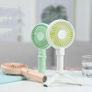 Mini Fan 2680mAh Rechargeable USB Fan Portable Handheld Fan 3-Speed Mini USB Handy Small Desktop Cooling Cooler