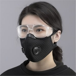 Free DHL Ship!24Hours Shipping Mouth Face Replacement Gasket Outdoor Security Safety Anti Dust Breathable Protective Mask Pm2.5 QACY1A