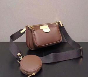 Bester Verkaufshandtasche Schulterbeutel Handtasche Art und Weisebeutel Handtaschen-Mappentelefonbeutel Dreiteilige Kombination Beutel freies Einkaufen mit Box
