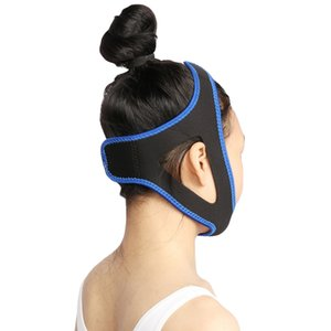 Anti Snoring Chin Strap Anti Snore Stop Snoring Jaw Apnea Belt Solution Sleep Support for Woman Man Kids Care Sleeping Tools