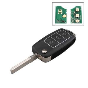 Цветной автомобильный дистанционный ключ для VW Golf Plus Jetta Touran Tiguan EOS Sirocco Jetta 2003-2011 1K0959753G 753G ключи ID48chip