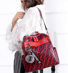 Bester Verkauf Designer Rucksack für Frauen-Männer verursachender Rückseite des PU-Leder Modetaschen Teenager Schule Schulranzen Rucksacks gemachte Verpackung