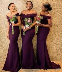 2020 Partido de boda de la iglesia del jardín del país de New South African dama de honor vestido de verano barato de visitantes dama de honor del vestido más el tamaño por encargo 4631