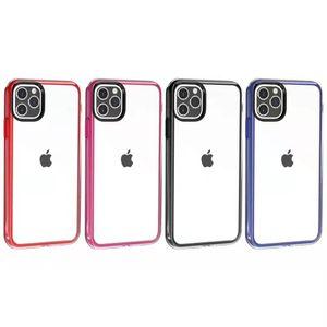 vente de l'usine pour téléphone hybride de cas de terminaison iphone XI cas 2in1 pc + tpu style d'affaires pour le cas iphone