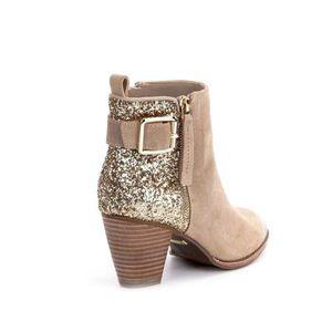 Le donne sexy di lusso stivaletti tacco grosso Stivali Donne caviglia dello stilista signore sexy degli alti talloni calza le pompe di avvio Stivali