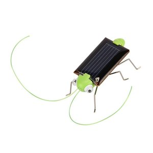 solar energy cricket educational childrens toys innovative diy toys insect toychildren baby play supplies