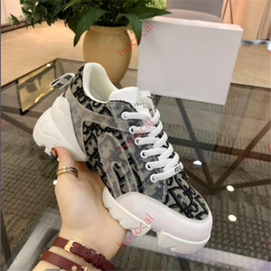 Dior b22 shoes flor PVC hococal Mulheres Moda Designer Sapatilhas B21 Meias D CONNECT florais Sapatilhas Plataforma Botas Chaussures Pour Hommes