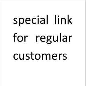 El acoplamiento especial para los clientes habituales