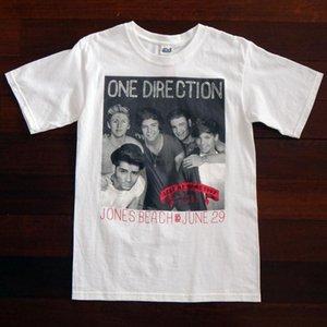 ONE DIRECTION 2013 Take Me Home Tour Jones Beach Official T-shirt da donna Piccolo