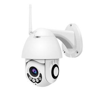 كاميرا المراقبة Anspo 1080P PTZ IP في الهواء الطلق قبة السرعة لاسلكي واي فاي الأمن كاميرا الخيمة عموم IR شبكة CCTV