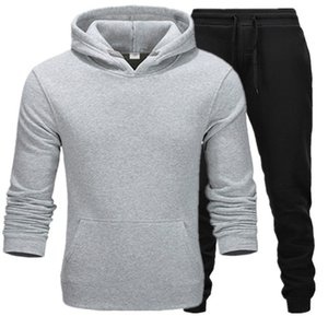 NEW set sweatsuit Tracksuit Women Men hoodies+pants Mens Clothing Sweatshirt Pullover Casual Tennis Sport Tracksuits Sweat Suits
