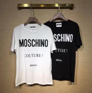 T-shirt da uomo girocollo estate uomo maniche corte 2019 Nuovo arrivo Top Casual Fashion T-Shirt