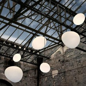 Italia Foscarini Gregg Sospensione luci a sospensione in vetro Lampada moderna Led irregolare Lampadario Sala da pranzo Cucina Light Fixtures