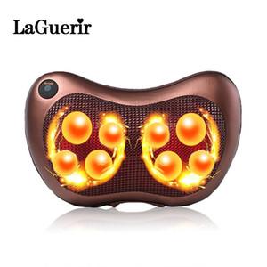 HealthCare elettrico a infrarossi impastare collo spalla schiena corpo spa massaggio cuscino auto sedia shiatsu massaggiatore Masaj dispositivo