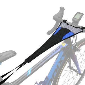 ycling vélo Vélo Sweatband Entraîneur Sweat Net vélo Sweat formation Frame Ruban Protection Accessoires Vélo
