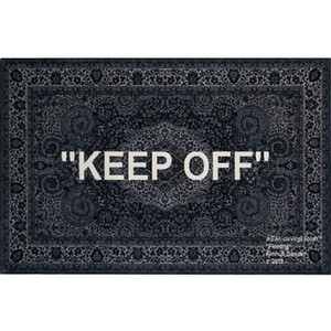 Home Furnishings Cashmere KEEP OFF Ki x vg MarKeRad Cashew Flower Carpet Trendy Parlor Rug Large Floor Mat Supplier