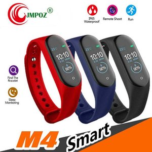 1 PCS M4 Smart Band Wristband Heart rate Blood Pressure Heart Rate Monitor Pedometer Sports Bracelet PK M3 Health Fitness bracelet