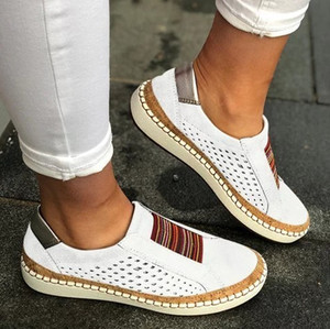 Glittery2019 Popular2019 Bottom Flache Freizeitschuhe Woman Will Code Reverent Shoe