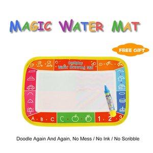 Mat musical 100x36cm de dibujos animados con 8 animales Sonidos del juego del bebé Mat Mat Piano instrumento de música de Educación juguetes de aprendizaje para los niños