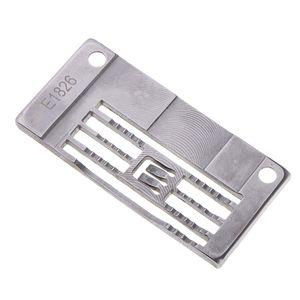 Игольной пластины E1826 для прямострочная швейная машина вложения