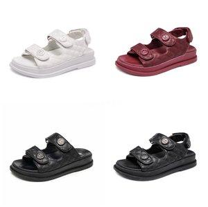 2020 Mulher Praia Verão Coroas Ladies Mulheres Plano Sandals Crocse tamancos Croc sapatos Shoes Chinelos Sandalen Zapatos Sandalias Mx200528 # 746
