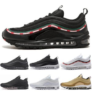 Bred 2020 Mens Sneaker Balck Metallic Gold Throwback Undefeated Have a day running shoes South Beach OG Women Sports Sneakers Trainer