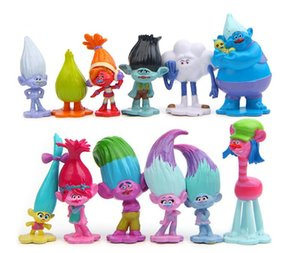 Twelve Trolls'Ugly Dolls, Toys, Micro Landscape Cake Jewelry Hand-made Model Dolls