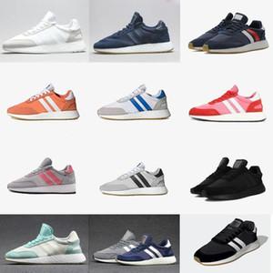 2020 Yeni Orjinal üstün kaliteli moda Retro adidas iniki boost i-5923 tim W Kaykay Ayakkabı erkek Ayakkabı Koşu siyah gündelik spor sneak5226 # womens