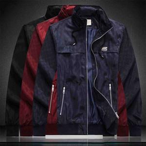 Livraison gratuite 2020 automne hiver Brand New hommes Medusa vestes coupe-vent vestes occasionnels veste à manches longues 4Q