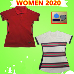 KADIN 2020 2021 RONALDO futbol forması bayanlar JOAO FELIX ev uzakta beyaz futbol forması 20 21 kız PORTEKİZ GUEDES Camisa de futebol kırmızı